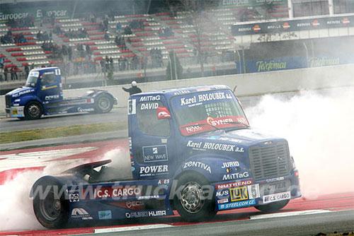 Truck Europeu: David Vrsecky vence e Buggyra Int. Racing System domina na Espanha