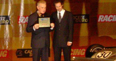 Capacete de Ouro: História do automobilismo brasileiro é homenagedo no Capacete de Ouro 2007