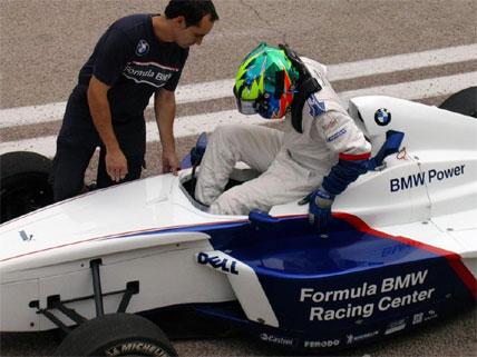 F-BMW: Henrique Martins vai a Barcelona para os últimos testes da temporada