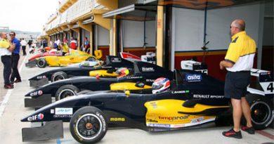 F-Renault Italiana: Cesar Ramos faz melhor tempo nos testes em Misano e disputa Festival de Bolonha