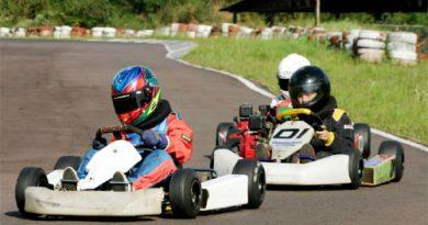 Kart: Alexandre Pachenki segue os passos do irmão Diogo e estréia domingo no kart
