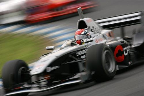 F-Nippon: João Paulo termina na quarta posição em Okayama