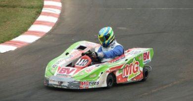Kart: Bruno Pacetti, Francisco Ventre e Eduardo Dieter lideram o 4º Brasileiro de Endurance em Itú