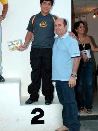 Kart: O vôo JJ 3054 da TAM ceifa Caio Felipe da Cunha do mundo do kart