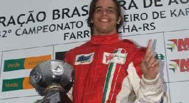 Kart: Dennis Dirani é Campeão Brasileiro de Kart na categoria Sudam