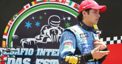 Desafio das Estrelas: Nelsinho Piquet é destaque no Desafio Internacional das Estrelas