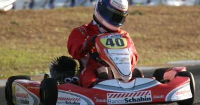 Kart: Saem os pole-positions, sem quebra de recorde na Copa Brasil