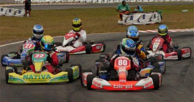 Kart: Felipe Fraga quer seu terceiro título Sul-Brasileiro em Curitiba