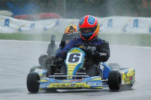 Kart: Fernando Jr. começa 2007 com bons resultados