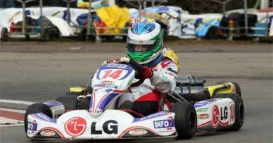 Kart: Guilherme Silva comemora conquista do primeiro Campeonato Brasileiro