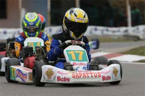 Kart: Myasava já passa a pensar no GP Brasil e Copa Brasil