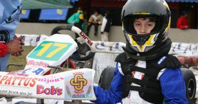Kart: Gustavo Myasava estréia com vitória na Copa Paraná de Kart