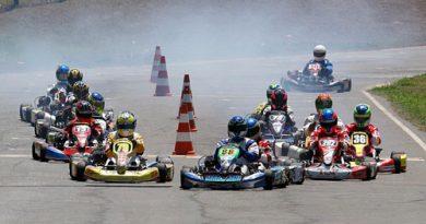 Kart: Saíram os Campeões do Ipatinga Open