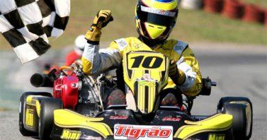 Kart: João Gonçalves coloca equipe Targh 400 na pole position em Itu