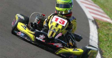 Kart: Johilton Filho em busca do título de campeão brasileiro