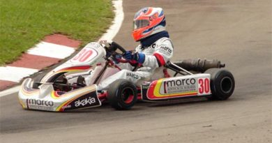 Kart: Marco Túlio fez boa prova na rodada dupla do Paulista Light