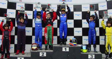 Kart: Matheus Jacques é campeão antecipado na categoria Cadete