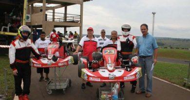 Kart: Definidors os campeões do Open Master São Paulo
