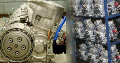 Kart: Novos motores e vaga para correr na Itália