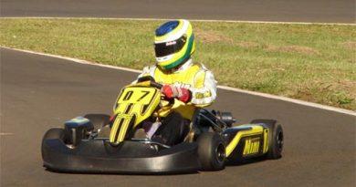 Kart: Balanço positivo para Rodrigo Kubiczewski na rodada dupla do Paulista Light