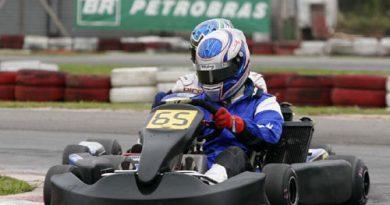 Kart: Suzuki e Cattucci completam a lista de classificados da Seletiva