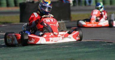 Kart: Victor Guerin busca o título na junior