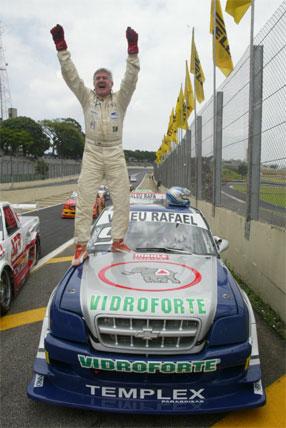 Pick-Up: Eduardo Heinen conquista o título de 2007