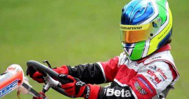 Kart: Após Copa Sorriso, Sammarone se prepara para o Paulista Light