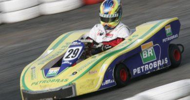 Kart: Felipe Guimarães é a aposta do time Petrobras nas 500 Milhas