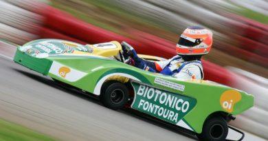 Kart: Nelsinho Piquet pronto para as 500 Milhas da Granja Viana