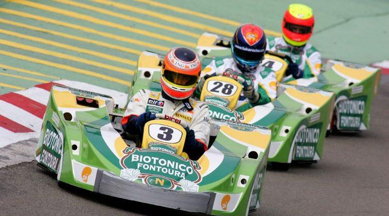 Kart: Biotônico Piquet Sports larga em sexto e oitavo nas 500 Milhas da Granja Viana