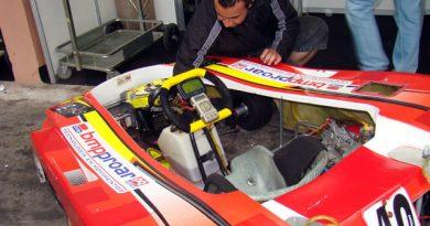 Kart: Targh 400 / Dolly quer primeira vitória nas 500 Milhas