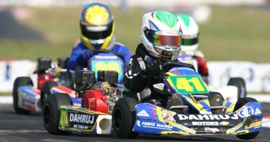 Kart: Arthur Fortunato enfrenta duplo desafio neste final de semana