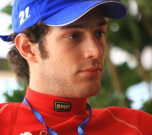 Outras: Bruno Senna testa Formula S2000 em Monza