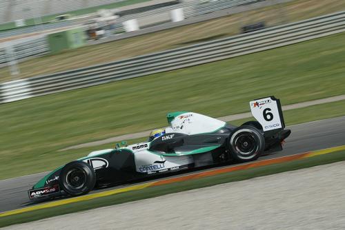 Fórmula Master: Cantelli Jr. marca seu primeiro ponto no campeonato