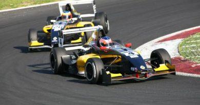 F-Renault Italiana: César Ramos obtém 14ª posição na corrida de domingo em Vallelunga
