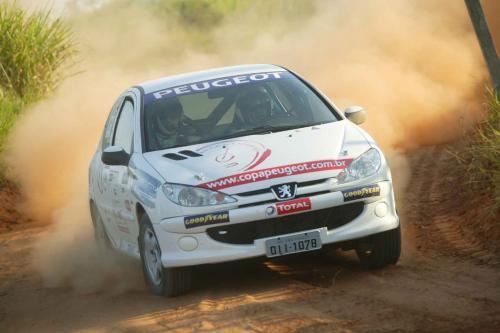 Rally: Copa Peugeot agitará Belo Horizonte neste final de semana