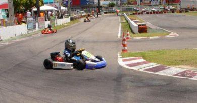 Kart: Daniel Saleme corre última etapa do Campeonato de Verão no Rio de Janeiro