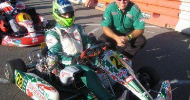Kart: Danilo Dirani conquista oitavo lugar na Copa do Mundo de Shifter