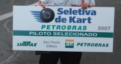 Kart: Douglas Hiar garante vaga na final da Seletiva Petrobras