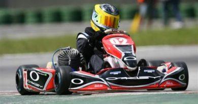 Kart: Banzoli Filho conquista primeira vitória na categoria Júnior