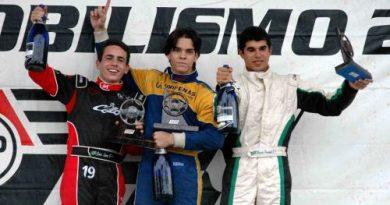 F-São Paulo: Escola de pilotagem Alpie tem seus três pilotos entre os quatro melhores na classificação