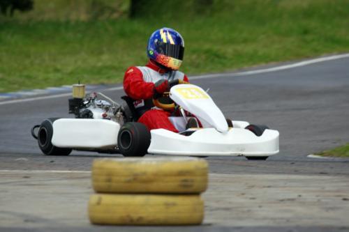 Kart: Equipe SpeedRacing/NGK dá show e vence a 2ª etapa da Copa Guará de Kart