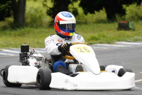 Kart: Azar tira chance de vitória da Equipe SpeedRacing/NGK na 4ª etapa da Copa Guará de Kart Endurance
