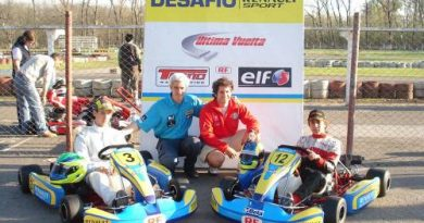 Kart: Apezzato classificado para a final da Seletiva Renault