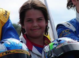 Kart: Felipe Fraga estréia na Júnior com dupla vitória no Sul-Brasileiro