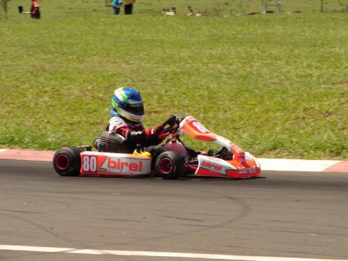 Kart: Felipe Fraga lidera treino e é um dos favoritos no Sul-Brasileiro