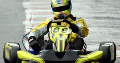 Kart: Felipe Guimarães volta para ao kart com vitória