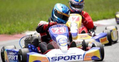 Kart: Gabriel Navarrete busca sua primeira vitória da temporada