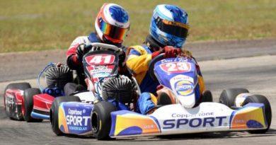Kart: Gabriel Navarrarete começa vencendo no Super Centro-Oeste